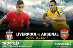 Liverpool 3-1 Arsenal (KT): Xung danh giant-killers, The Kop tam tro lai Top 4