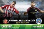 Sunderland 0-2 Man City (KT): Kich ban quen thuoc