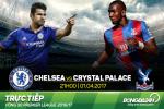Chelsea 1-2 Crystal Palace (KT): Dia chan tai Stamford Bridge