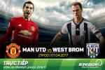 MU 0-0 West Brom (KT): Bat luc tai sao huyet, Quy do lai hoa that vong