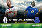 Tottenham 3-2 Everton (KT): Ngay than cong Kane no to hon dai bac Lukaku