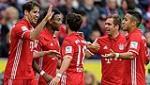 Tong hop: Cologne 0-3 Bayern Munich (Vong 23 Bundesliga 2016/17)