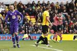 Tong hop: Watford 3-4 Southampton (Vong 27 NHA 2016/17)