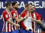 Atletico Madrid 3-0 Valencia: Griezmann ruc sang
