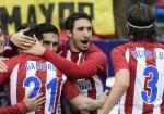 Tong hop: Atletico Madrid 3-0 Valencia (Vong 26 La Liga 2016/17)