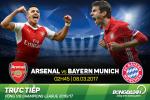 Arsenal 1-5 (2-10) Bayern Munich: Nhuc nha qua, Phao thu oi!