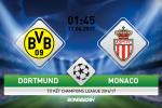 Dortmund vs Monaco (1h45 ngay 12/4): Dai tiec tan cong