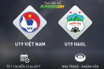 Infographic: U19 Việt Nam và U19 HAGL chuẩn bị như nào cho giải U19 quốc tế?