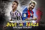 """Truoc tran Juventus vs Barca: """"Lao ba"""" chang ngan """"ga khong lo"""""""