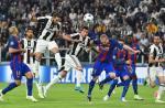 Nhung thong ke an tuong sau tran dau Juventus 3-0 Barca