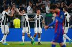 Mourinho coi thuong chien thang cua Juventus truoc Barca