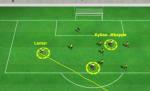 Highlights 3D tran dau Dortmund 2-3 Monaco