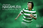 Shunsuke Nakamura: Anh trang tren bau troi Celtic Park