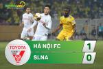 Tong hop: Ha Noi 1-0 SLNA (Vong 13 V-League 2017)