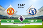 M.U vs Chelsea (22h ngay 16/4): Mourinho da loi thoi hay chua?