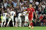 Thay gi sau tran tu ket luot ve sieu hap dan Real Madrid 4-2 Bayern
