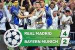 Real Madrid 4-2 (6-3) Bayern Munich: Hattrick cua CR7 dua Los Blancos vao ban ket sau 120 phut tu chien