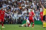 """""""Trong tai tran Real 4-2 Bayern thua ca V-League"""""""