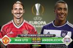 TRUC TIEP MU vs Anderlecht 02h05 ngay 21/4 (Europa League 2016/17)