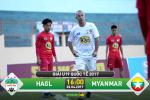 TRUC TIEP U19 HAGL vs U19 Myanmar 16h00 ngay 20/4 (Giai U19 quoc te 2017)