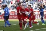 Sang My, Bastian Schweinsteiger ngay lap tuc xat muoi vao trai tim Mourinho