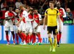 Monaco 3-1 (6-3) Dortmund (KT): Thang tung bung, hien tuong co mat o ban ket