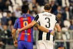 Juventus vao ban ket C1 2016/17: Su tra thu ngot ngao cua Chiellini