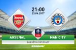 Arsenal vs Man City (21h ngay 23/4): Chiec binh phong dang quy