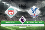 Liverpool vs Crystal Palace (22h30 ngay 23/4): Con ac mong ua ve