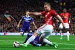 Luke Shaw: Tran Anderlecht la buoc ngoat su nghiep o MU