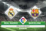 Real vs Barca (1h45 ngay 24/4): Tam diem lai la Ramos?