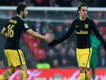Espanyol 0-1 Atletico Madrid: Lich su goi ten Griezmann