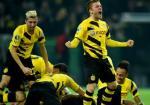 Tong hop: Gladbach 2–3 Dortmund (Vong 30 Bundesliga 2016/17)
