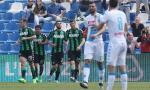 Tong hop: Sassuolo 2-2 Napoli (Vong 33 Serie A 2016/17)