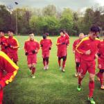 U20 Việt Nam sẵn sàng cho trận giao hữu thứ 2 tại châu Âu
