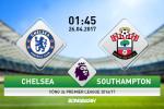 Chelsea vs Southampton (01h45 ngay 26/4): The Saints lai phat qua