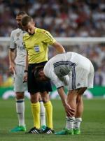 Thua Barca, Real còn mất trụ cột vì chấn thương