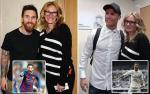 """Bung no """"khau chien"""" tren mang xa hoi vi Messi va Ronaldo"""