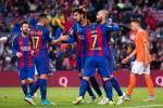 """Dư âm Barca 7-1 Osasuna: Sự lên tiếng của những """"kép phụ"""""""