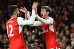Nhung con so dang nho sau tran dau Arsenal 1-0 Leicester