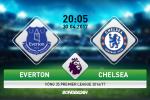 Everton vs Chelsea (20h05 ngày 30/4): Chướng ngại cuối cùng