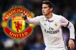 Mourinho danh san so 10 o M.U cho James Rodriguez