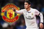 Mourinho danh san so 10 o M.U cho James Rodriguez