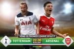 Tottenham 2-0 Arsenal (KT): Song sat nguoi Anh khien Arsenal sap mat trong tran derby ruc lua