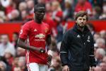 Mourinho nhận tin sét đánh sau trận hòa Swansea