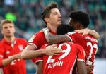 Tổng hợp: Wolfsburg 0-6 Bayern Munich (Vòng 31 Bundesliga 2016/17)