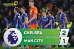 Chelsea 2-1 Man City (KT): Ngoi vo dich khong con xa
