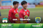 HAGL 2-3 Thanh Hoa (KT): Trong tai be coi trong man loi nguoc dong cua Thanh Hoa