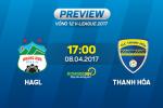 HAGL vs Thanh Hoa (17h ngay 8/4): Diem tua mang ten Tuan Anh