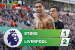 Tong hop: Stoke 1-2 Liverpool (Vong 32 NHA 2016/17)